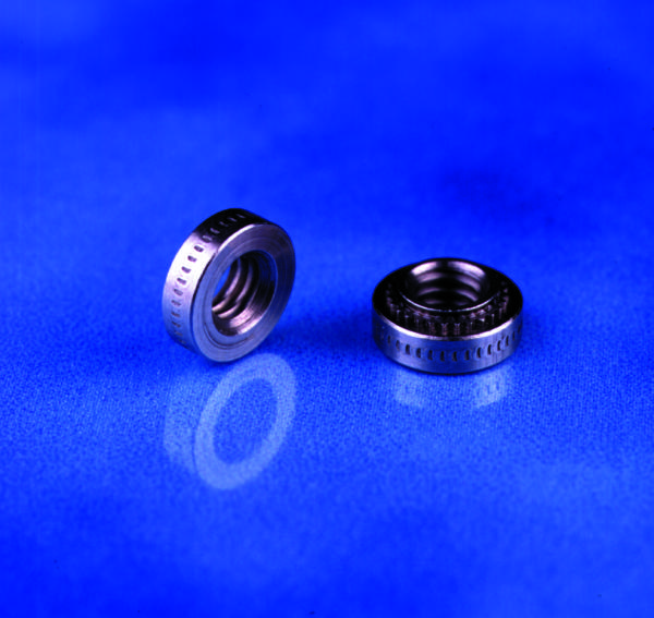 EL070-10242 10-24-2 Self-Clinching Nuts Stainless Steel Ships FREE in USA by Aspen Fasteners 5000pcs